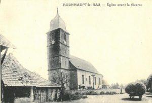 église avant guerre