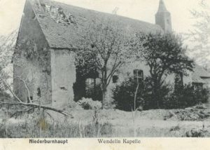 chapelle détruite