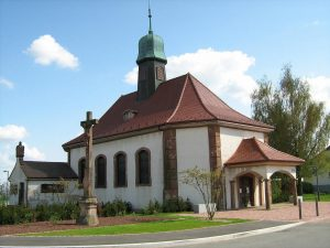 Chapelle rénovée 2009
